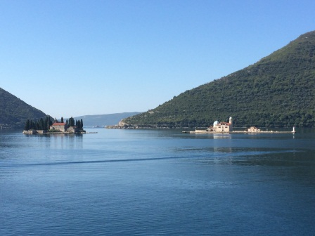 The Lady of the Rocks from Perast