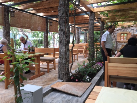 Merkur Restaurant Budva