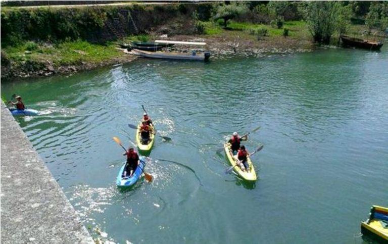 Lake Skadar Kayak