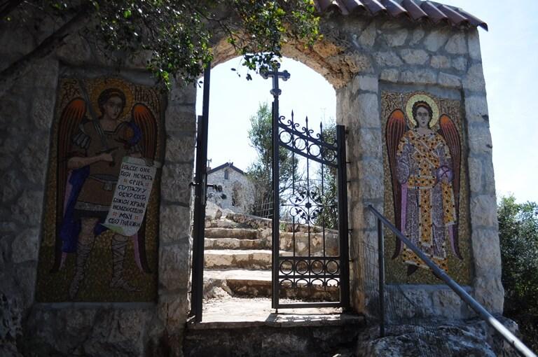 Lake Skadar Kom Monastery