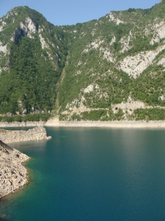 The Piva River