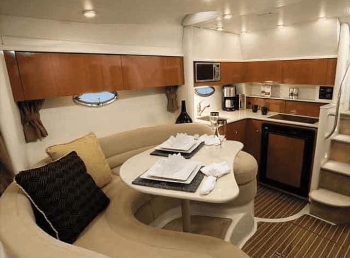 Rent a boat Montenegro - Maxum 35